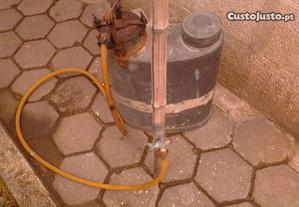 Pulverizador , Sulfatador em cobre marca (Extra)