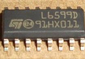 l6599d integrado smd