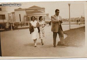 Póvoa de Varzim - fotografia antiga (1952)