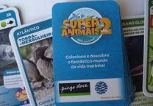 Cartas Super Animais 2