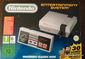 Nintendo NES classic mini 300 jogos- Portes Grátis