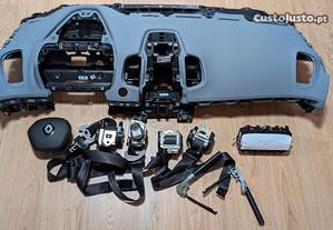 Conjunto Kit Airbags Renault Espace Tablier Origin