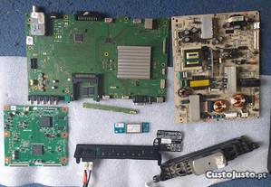 Lcd sony 40NX700