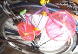Bike da barbie