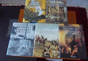 Obra completa da História da Expansão Portuguesa