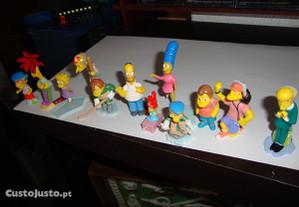 Família Simpsons em miniatura