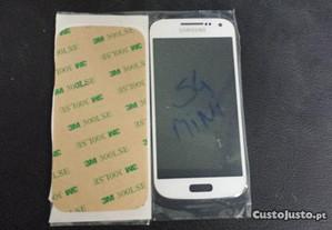 Vidro original Samsung S2, S3, S4, S5 minis, notes