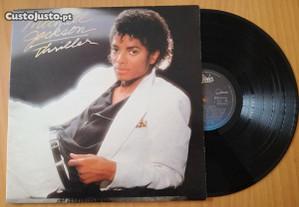 Thriller - Michaell Jackson - LP