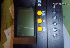 reulador digital 30A para painel solar