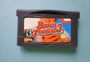 Jogo Game Boy Advance - Bases Loaded 3