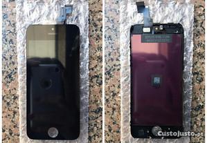 Ecrã / Display + touch para iPhone 5C - NOVO