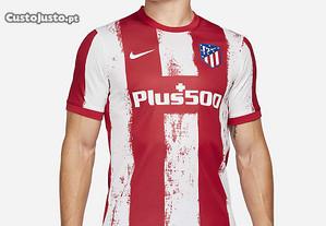 Equipamento Atlético Madrid 21/22 Oficial