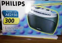 Radio portátil Philips AE2150