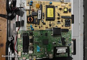 LCD Mitsai 19vlm12 para peças