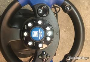 PlayStation volante c/comandos