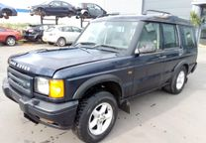 Land Rover Discovery 2.5 Diesel - 2000 Peças