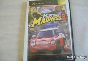Jogo Xbox Midtown Madness 3 10.00