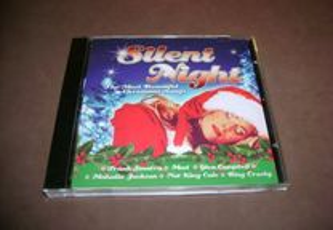 CDS original natal - silent night - cd/2