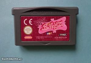 Jogos Game Boy Advance - Bratz Babys