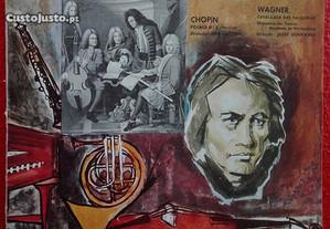 Beethoven, Mozart, Chopin, Wagner Beethoven, Moz