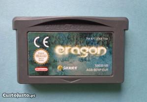 Jogos Game Boy Advance - Eragon