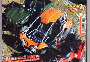 revista MOTO 4 Jet Ski número 35 novembro de 2008