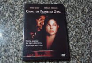 Dvd original crime em primeiro grau