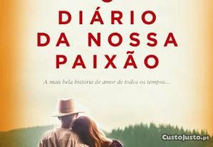 O Diário da Nossa Paixão de Nicholas Sparks