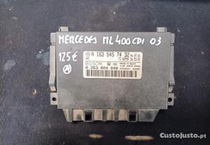 Modulo Caixa Automática Mercedes Ml400 Cdi 03