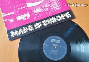 Made in Europe - Deep Purple (original vinyl)