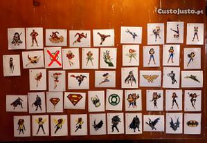 Tatuagens Minipreço Heróis