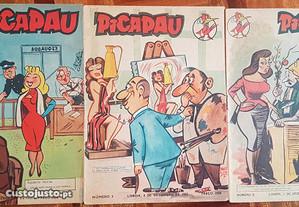 Revista PicaPau dos anos 50