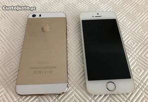 Iphone 5s 32Gb Dourado Peças