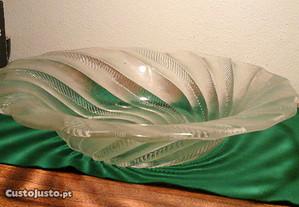 Taça grande vidro