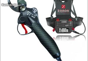 Tesoura Zanon Tiger ZT 40 + Drive 604 S