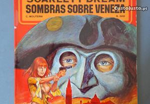 Livro Meribérica - Scarlett Dream - Sombras sobre