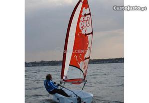 Barco a Vela Laser Bug Race p/ kids/teens/adults