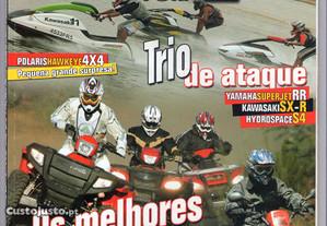 revista Moto 4 Jet Ski número 8 agosto de 2006