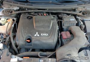 1 ANO DE GARANTIA - Motores Usados Mitsubishi
