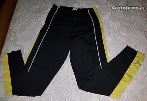 calças desporto tamanho 36 - puma (pretas)