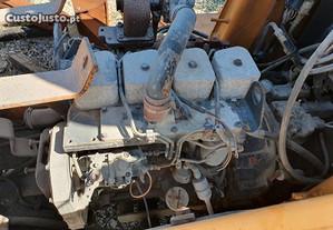 Retroescavadora - Case 580 SLE Motor Cummins