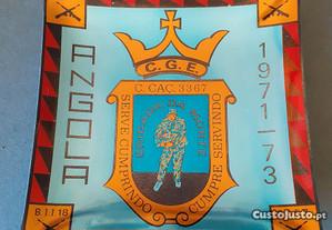 Angola C.G.E. c. Caç. 3367 Ultramar 1971