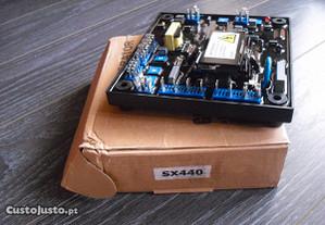 AVr Reguladores para geradores R440 R460