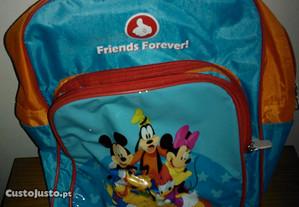 Mochila para criança da Disney Friends Forever