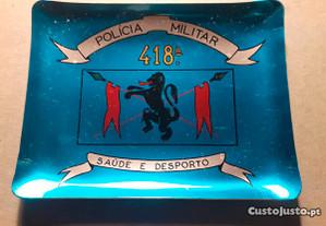 Policia Militar 418 Saúde e Desporto antigo