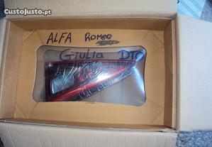 Alfa Romeo giulia farolim