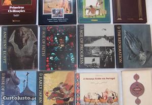 Livros e Enciclopédias Culturas & Civilizações