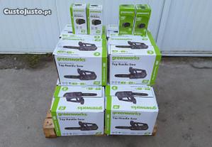 Motosserras podadoras a Bateria - Greenworks