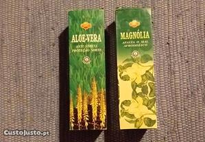 Incenso SAC - Aloe Vera + Magnólia - portes incl.