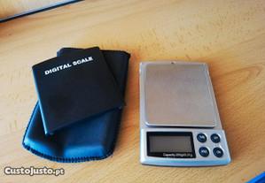 Digital scale capacidady - 200g x 0,01g